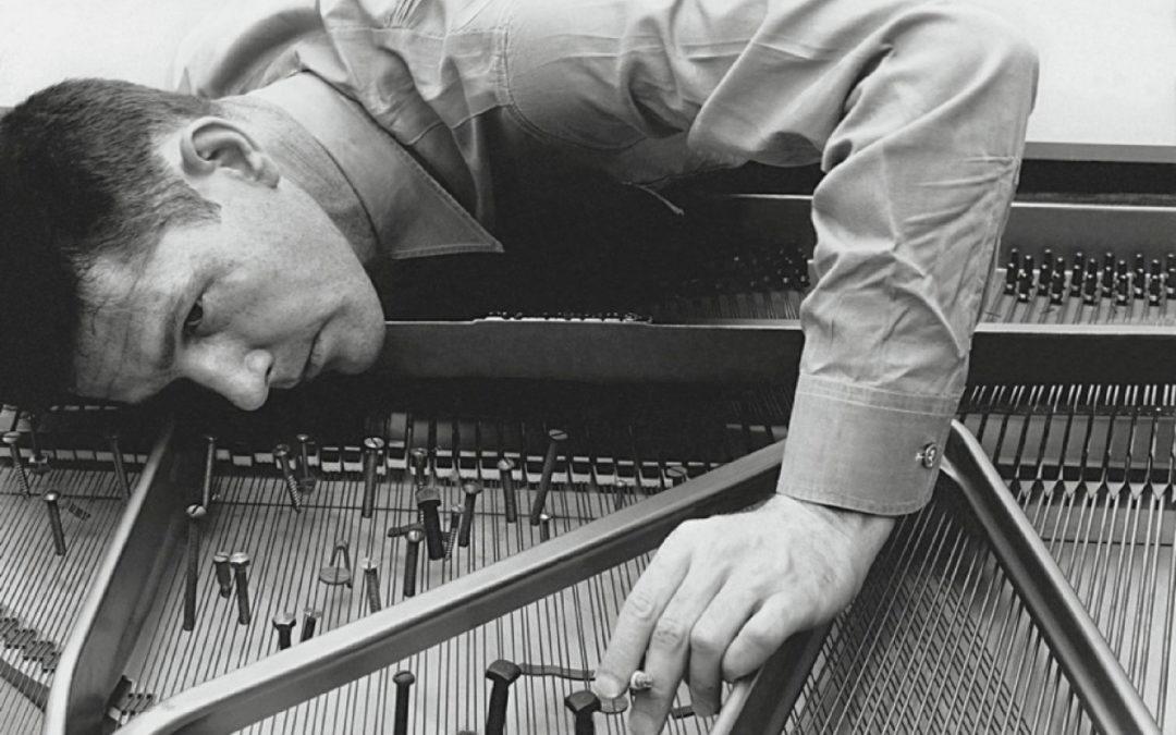 Tracce dell'abitare – I – John Cage
