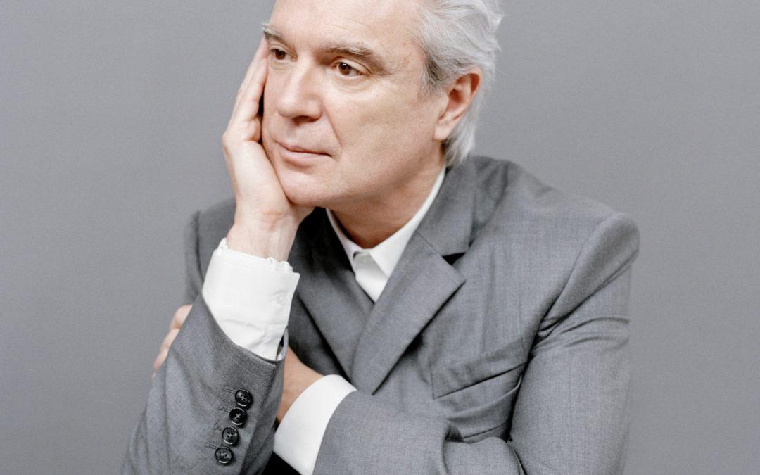 Tracce dell'abitare – V – David Byrne